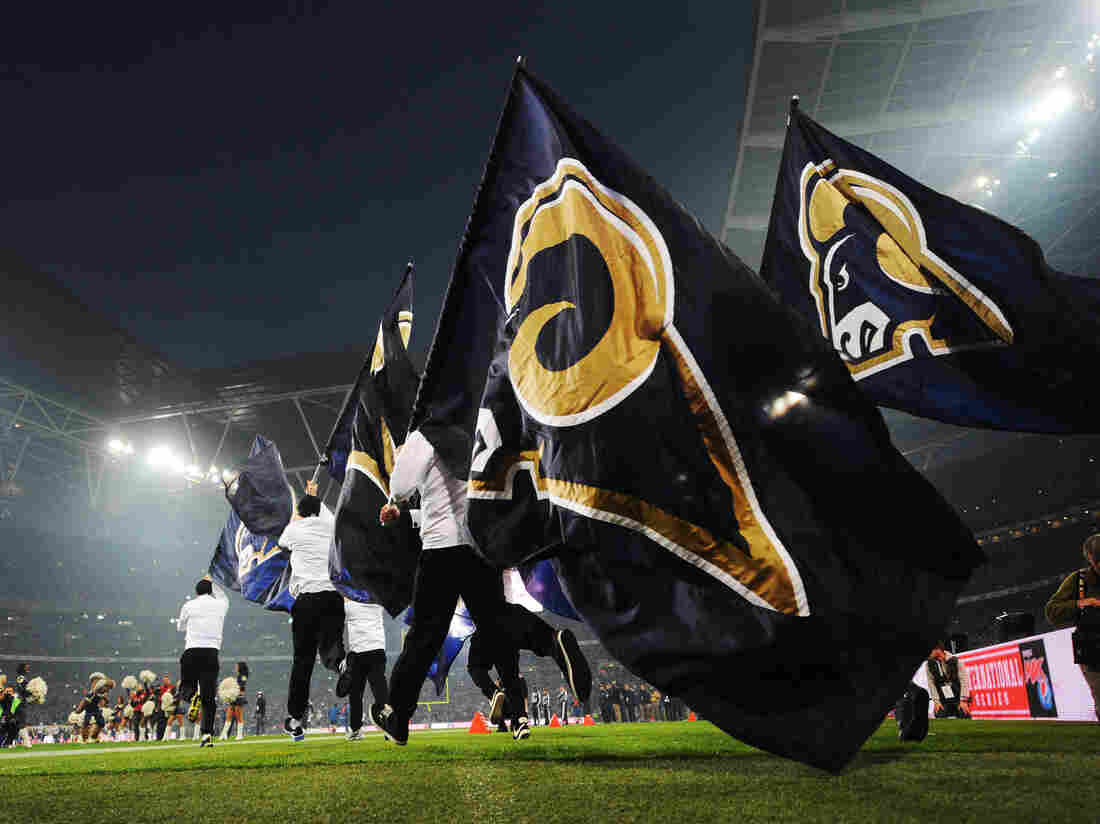 The St. Louis Rams will be moving to Los Angeles. It will be the first NFL franchise in the city since the Rams and Raiders left the city two decades ago.