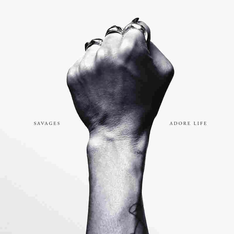 Savages, Adore Life (Matador 2016)