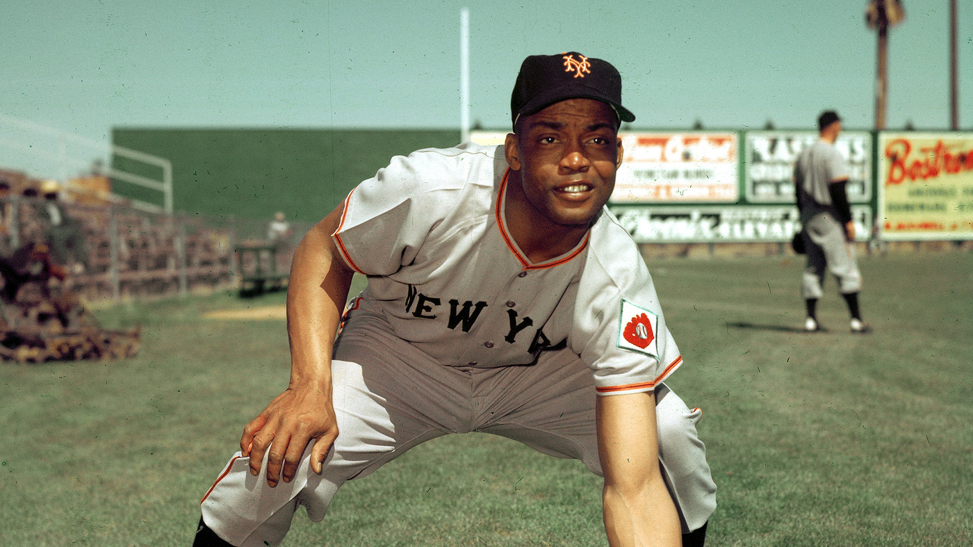 Willie Mays Remembers Mentor Monte Irvin The Two Way Npr