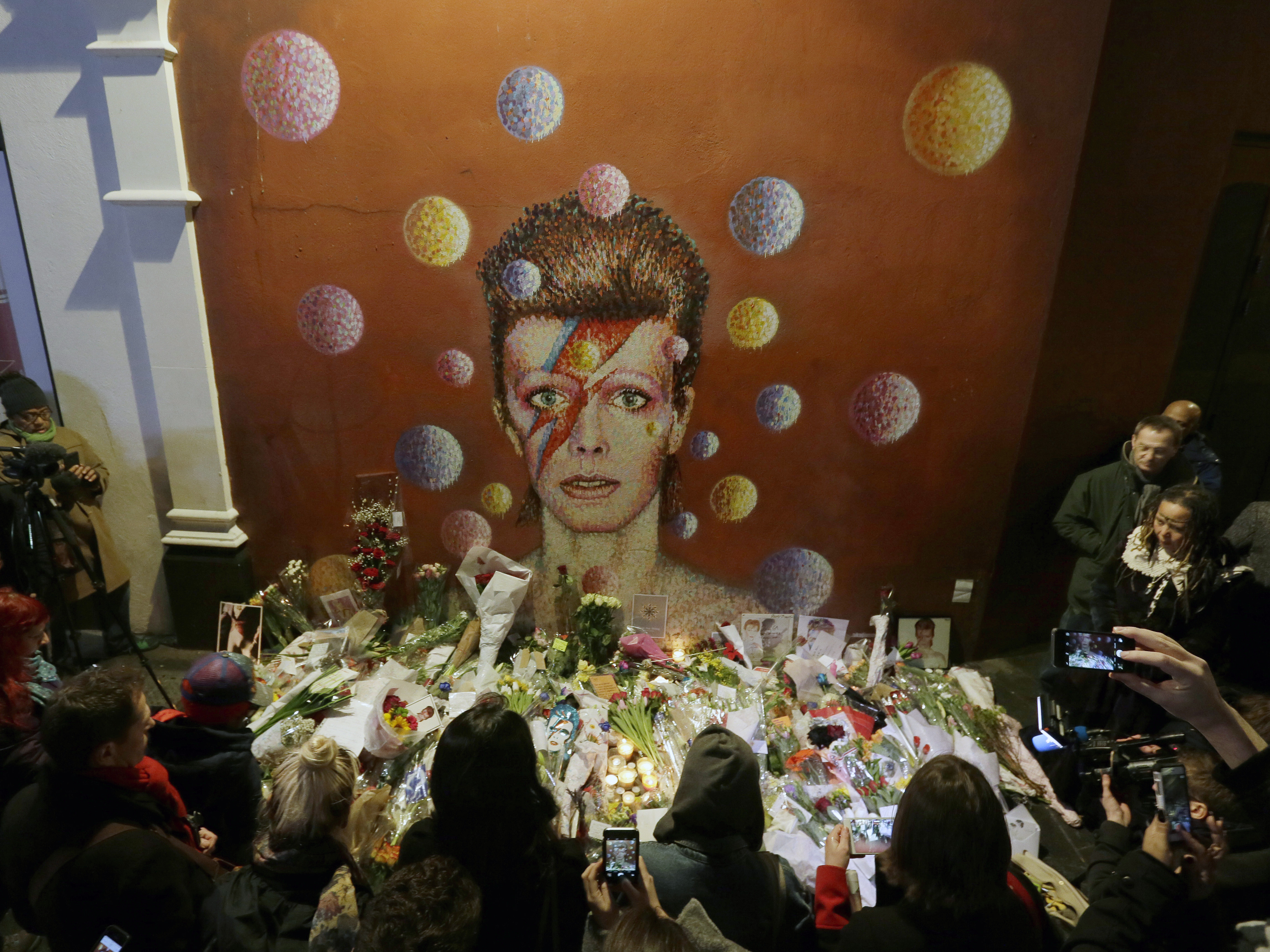 It Is To Space That We Go With David Bowie