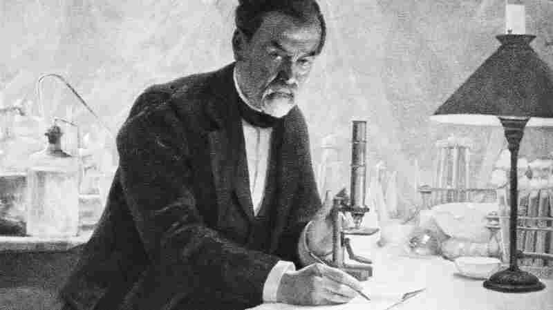 """A painting of Louis Pasteur in his laboratory. The French chemist and microbiologist once said, """"Fortune favors the prepared mind."""" A new report on pandemics bears a similar message."""