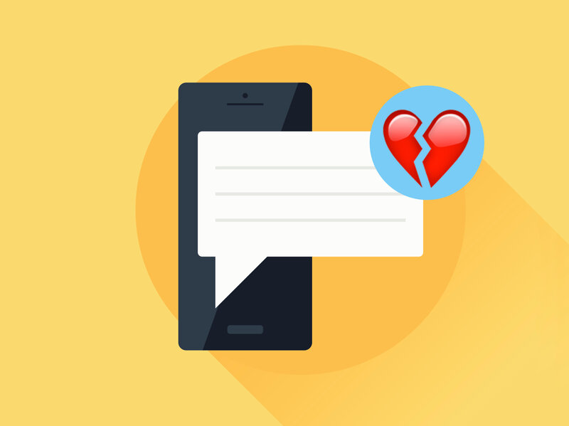 How to respond to online hookup message not interested