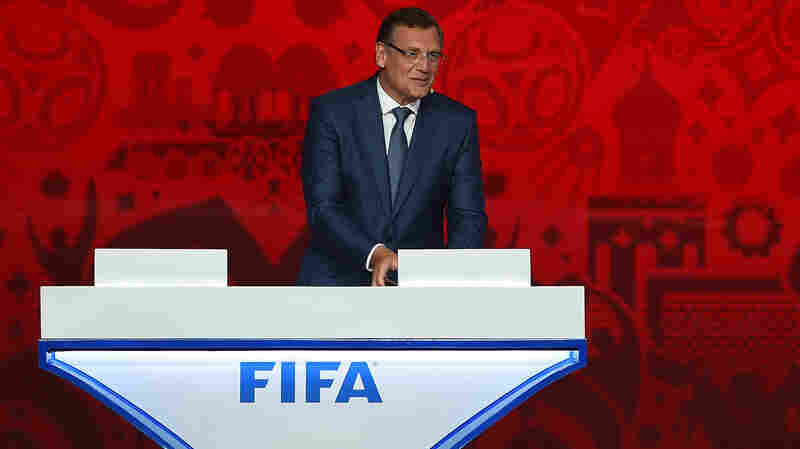 FIFA Fires Blatter Ally From Secretary General Post