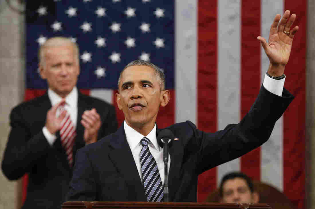 President Obama delivered his final State of the Union address Tuesday night.