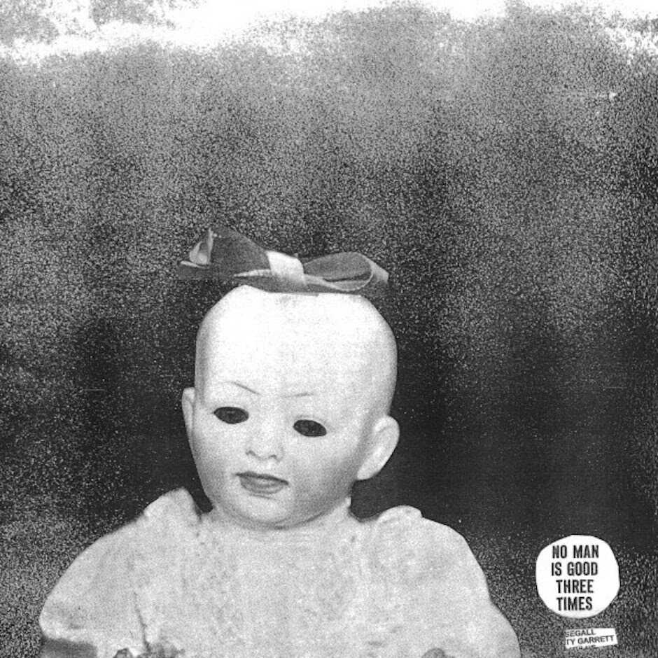 Cover to Ty Segall, Emotional Mugger.