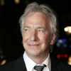 British actor Alan Rickman arrives for the European premiere of the film 'Sweeney Todd: The Demon Barber of Fleet Street', in London in 2008.