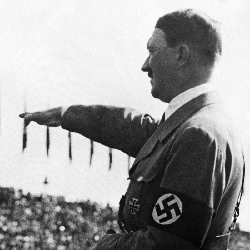 Hitler Was 'Blitzed' on Cocaine And Opiates During The War