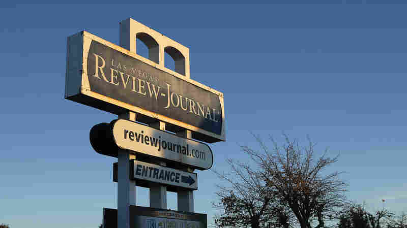 The family of billionaire casino mogul Sheldon Adelson bought the Las Vegas Review-Journal late last year.