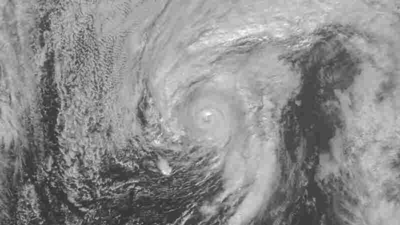 For The First Time Since 1938, A January Hurricane Has Formed In The Atlantic