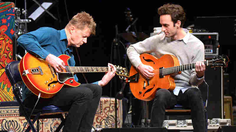 Nels Cline And Julian Lage On Mountain Stage