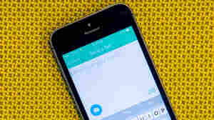 The Yik Yak app allows users to post anonymous messages, and to read anonymous messages posted in their current location.