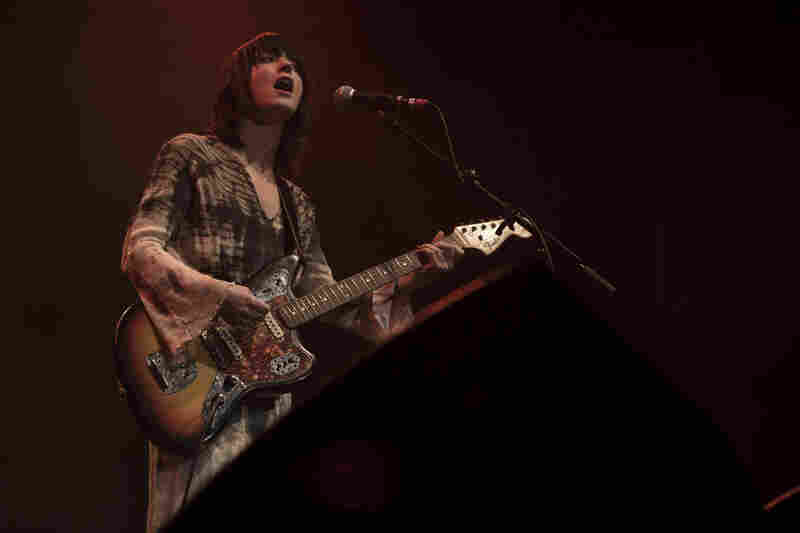 Sharon Van Etten is one of our all-time favorite discoveries. Kyp Malone of TV On The Radio shared her music with us during a guest DJ session in 2009.