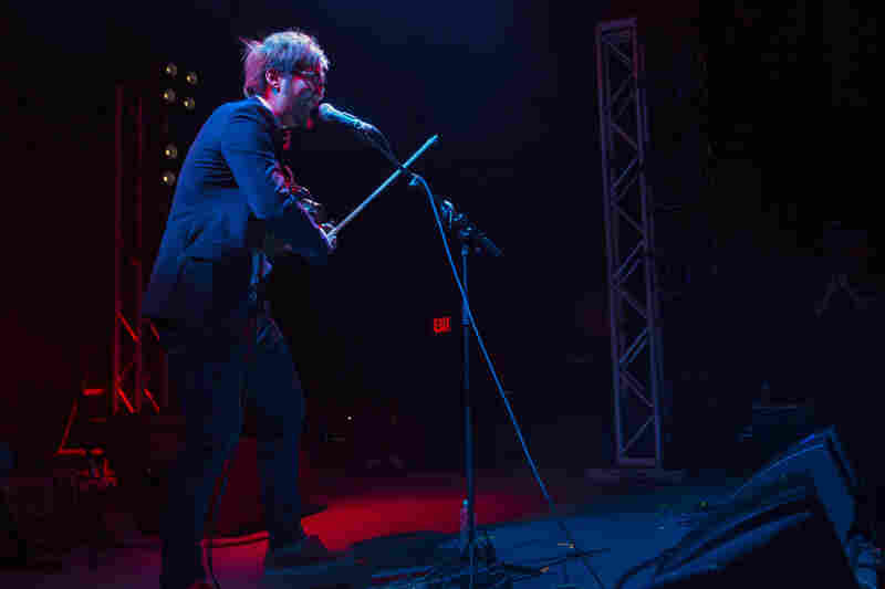 One of our favorite discoveries from the 2012 South by Southwest festival, Kishi Bashi signaled a new way of making music, with multiple layers of musical loops recorded on the fly.