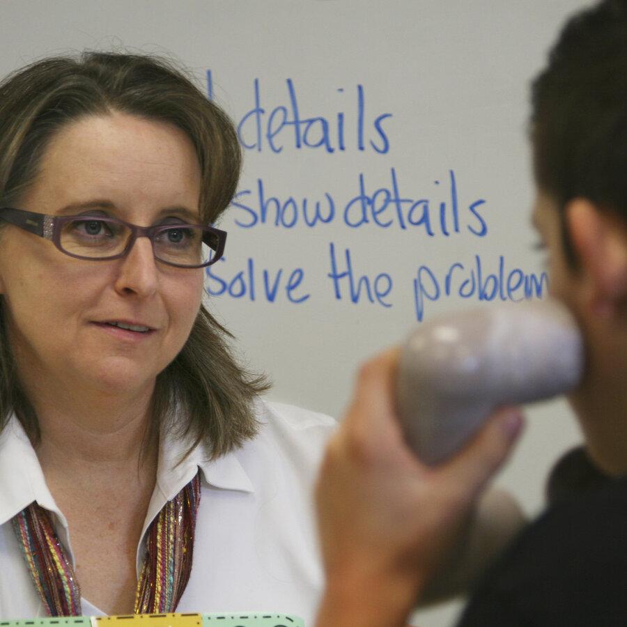 NPR Ed · Solving The Special Ed Teacher ...