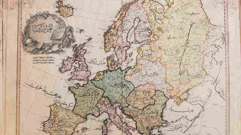 Norway's National Library Discovers Rare Atlas — With A Little Help From Reddit