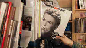 When we asked you for memories of David Bowie songs, many happened to appear on the crucial Changesonebowie compilation, which sits in the NPR library.