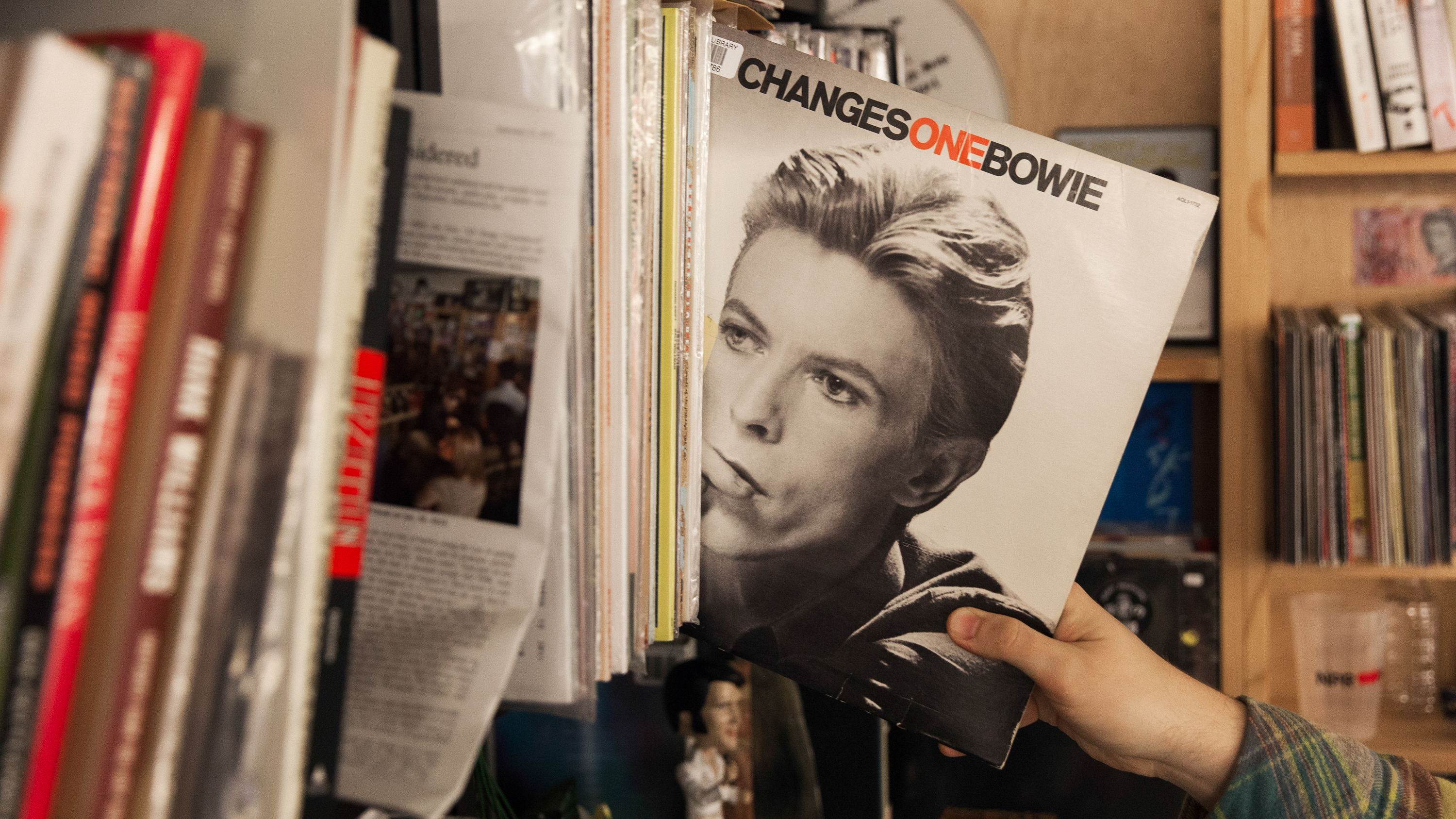 Listen: Your Memories Of A David Bowie Song
