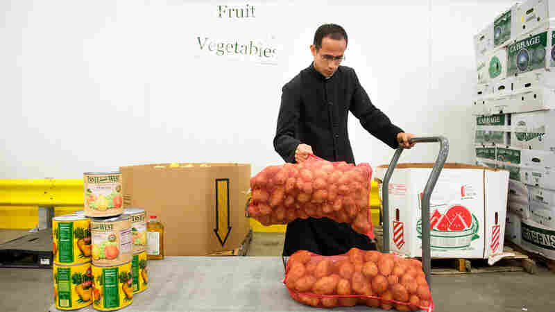 Thou Shalt Not Toss Food: Enlisting Religious Groups To Fight Waste