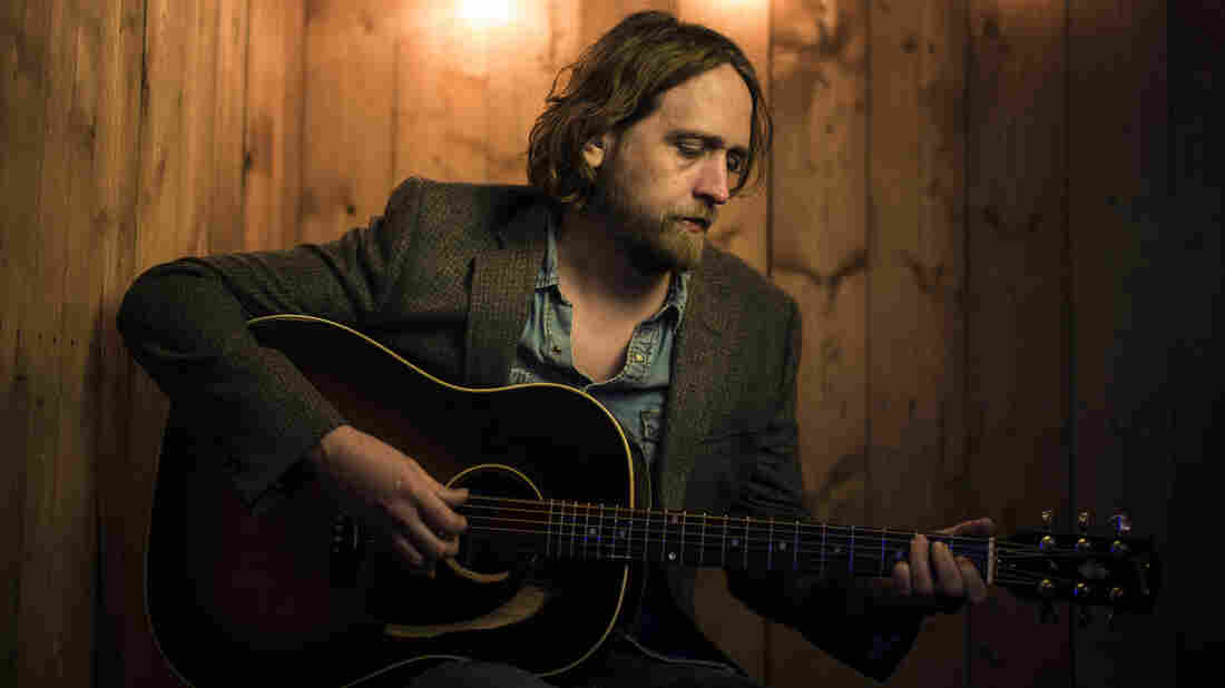 Hayes Carll, photographed in Brooklyn, NY, on December 18, 2015