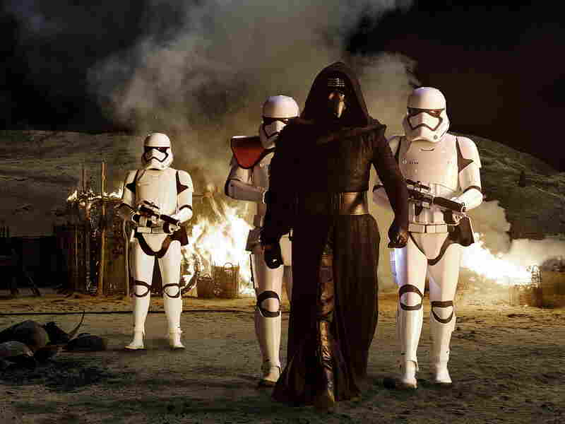 Spoiler alert. The Force Awakens  is far from being the biggest film of all time.