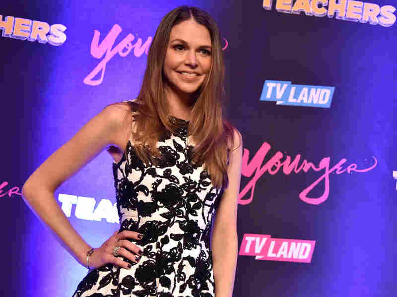 Actress Sutton Foster