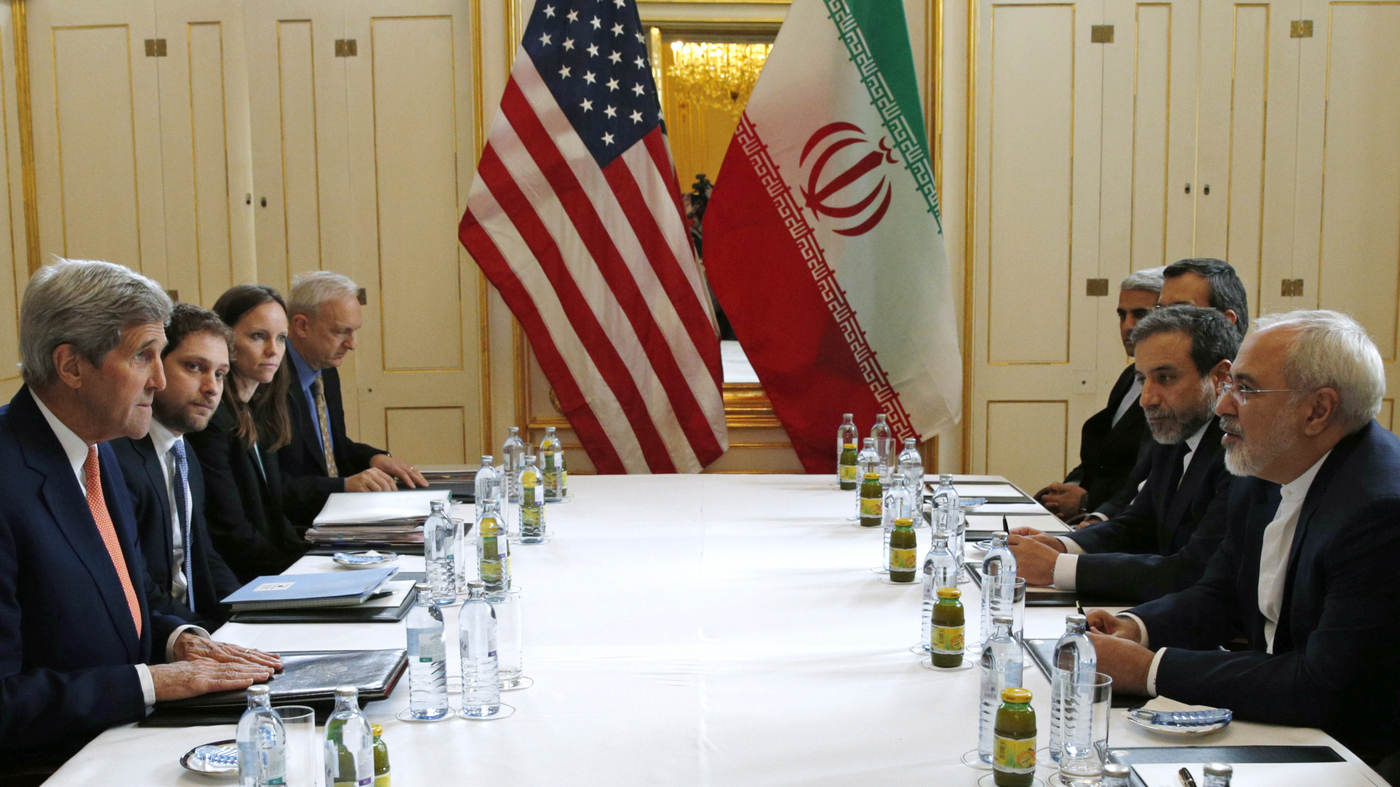 Implementation Day Arrives Sanctions On Iran Are Lifted The Two