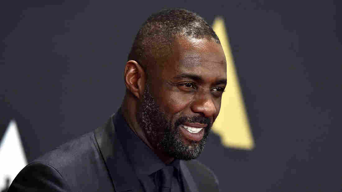 Idris Elba arrives at the Governors Awards at the Dolby Ballroom on Nov. 14, 2015, in Los Angeles.