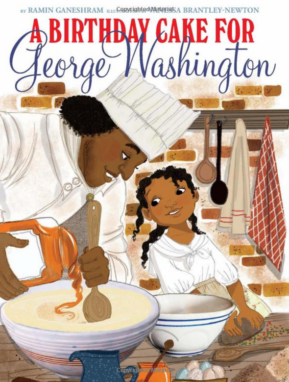 After a torrent of criticism, Scholastic has decided to stop distributing A  Birthday Cake for George Washington, a picture book about one of George ...