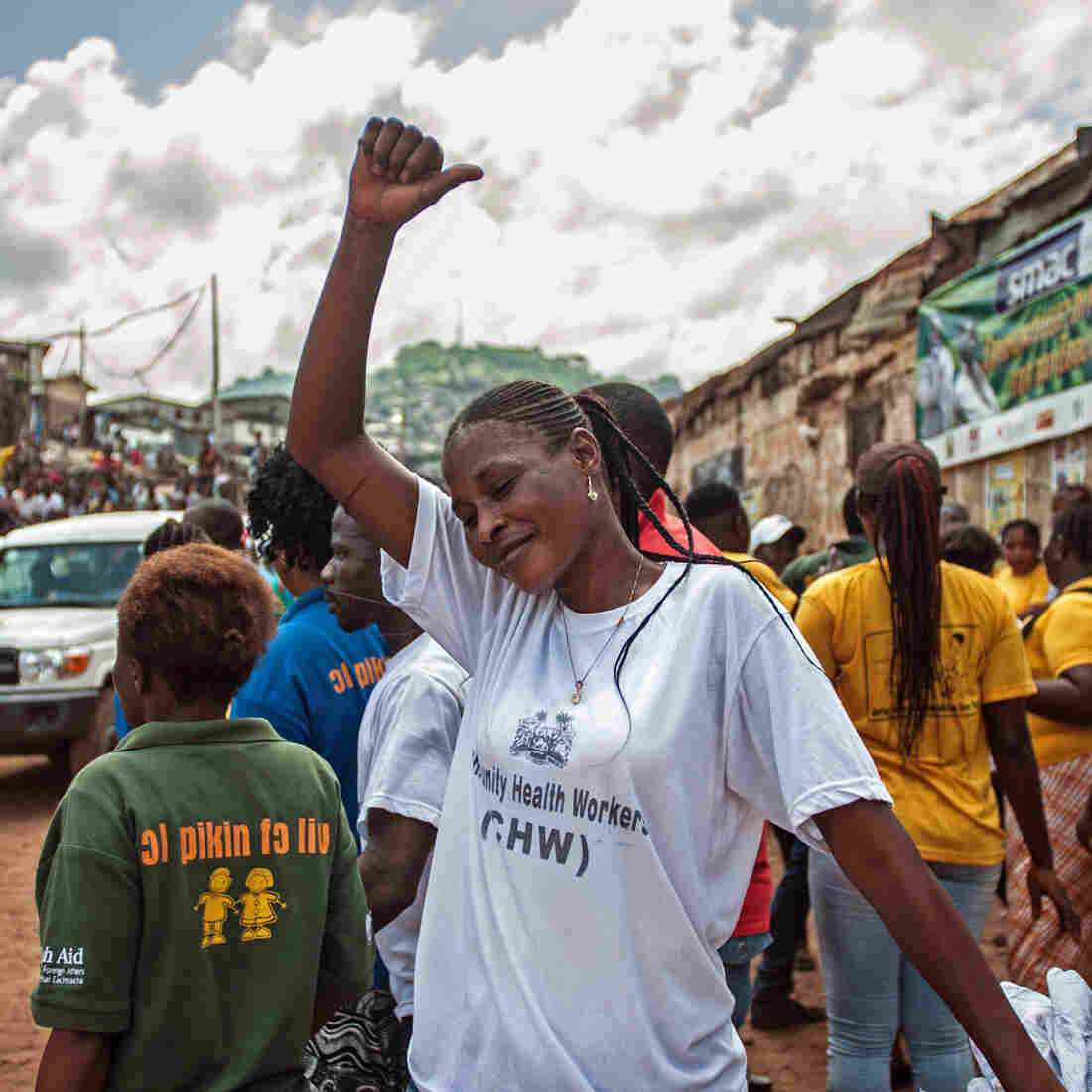 When a country is declared Ebola-free — like Sierra Leone last November — the mood is upbeat. But that doesn't mean the virus is vanquished, as Sierra Leone learned this month.