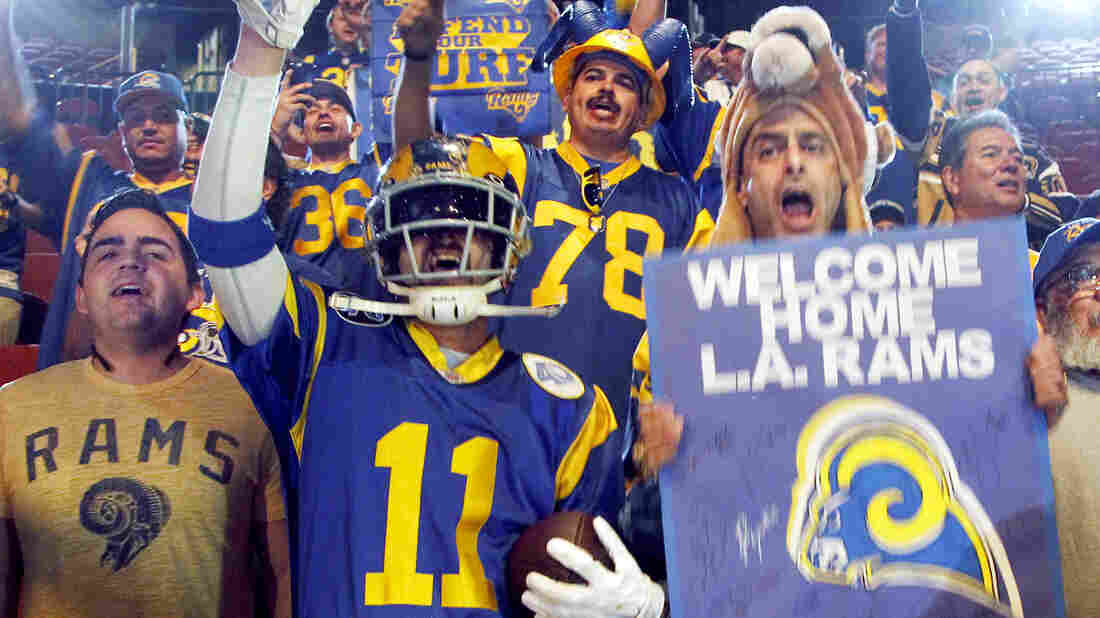 Chargers say agreement to join Rams in LA not imminent