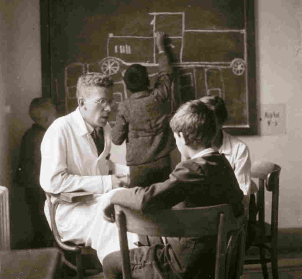 Was The Discoverer Of Autism A Nazi? : Shots - Health News ...
