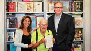 """In researching their book, Caren Zucker and John Donvan tracked down Donald Gray Triplett (center), the first person officially diagnosed with autism. Now in his 80s, Triplett has had a long, happy life, Donvan says, maybe partly because his hometown embraced him from the beginning as """" 'odd, but really, really smart.' """""""