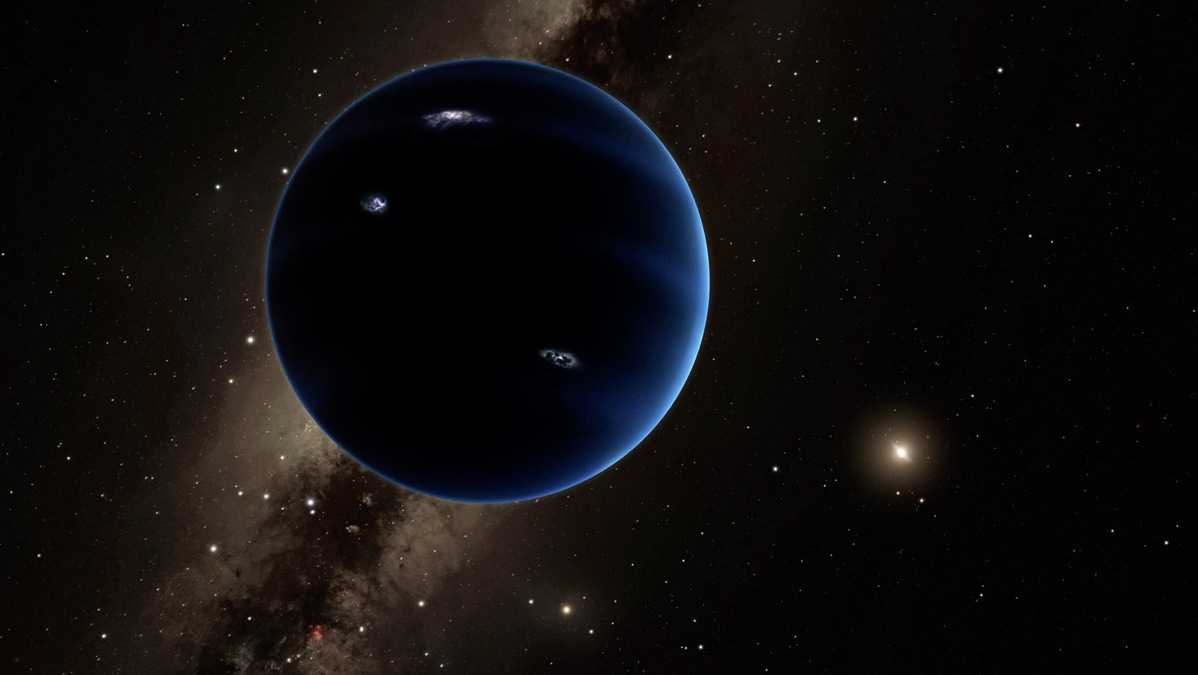Scientists Find Hints Of A Giant, Hidden Planet In Our Solar System