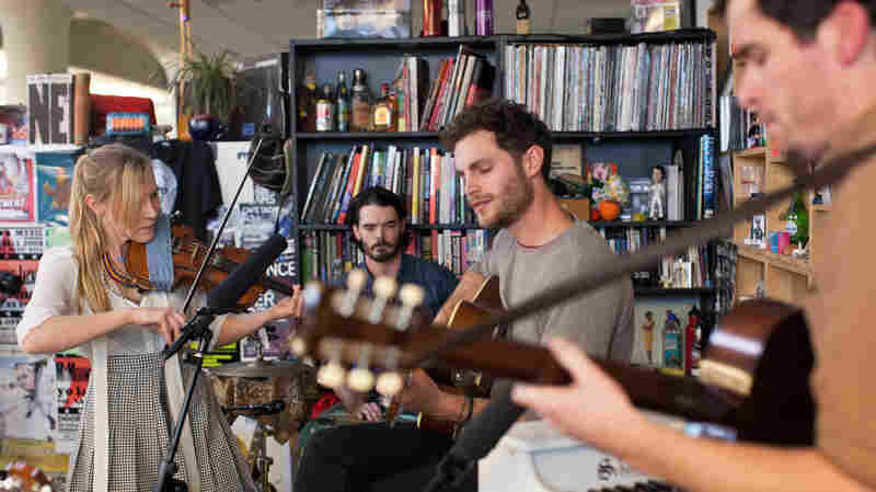 River Whyless: Tiny Desk Concert