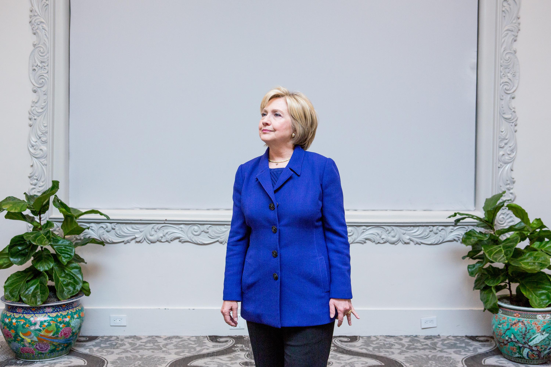 Flashbacks To 2008? No, Clinton Says, 'I Feel Very Positive'