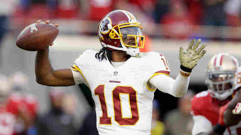 If you rooted for Washington's NFL team because of Robert Griffin III, you'll almost certainly root for a new team this fall.
