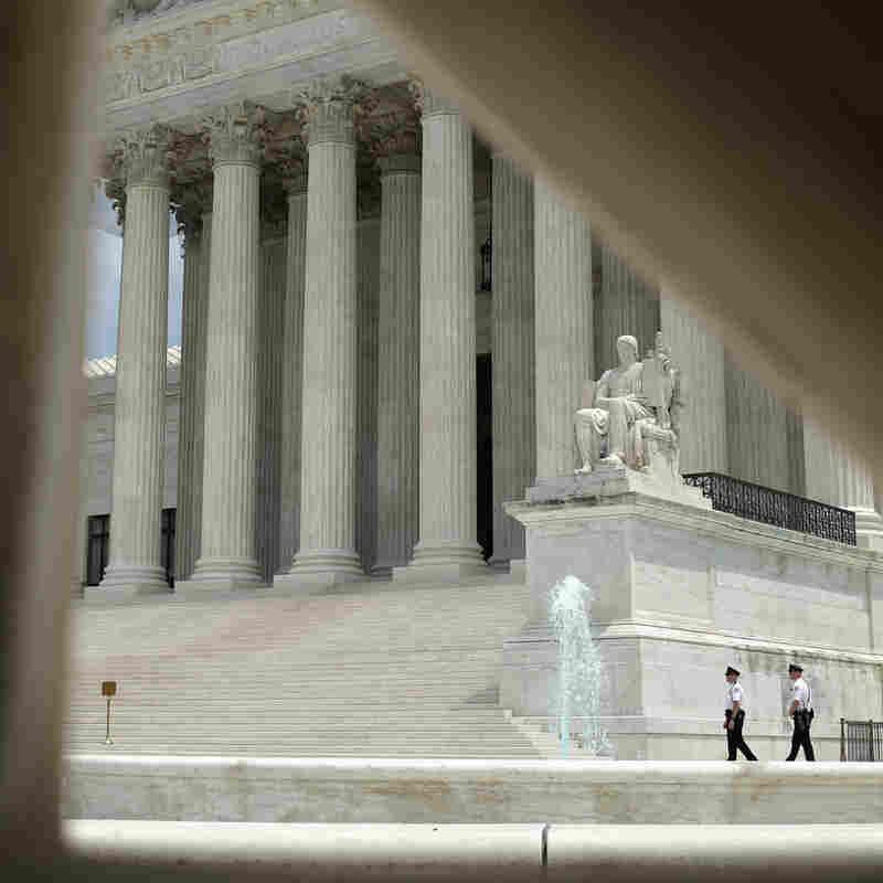 Supreme Court Restores Death Sentences For Kansas Inmates