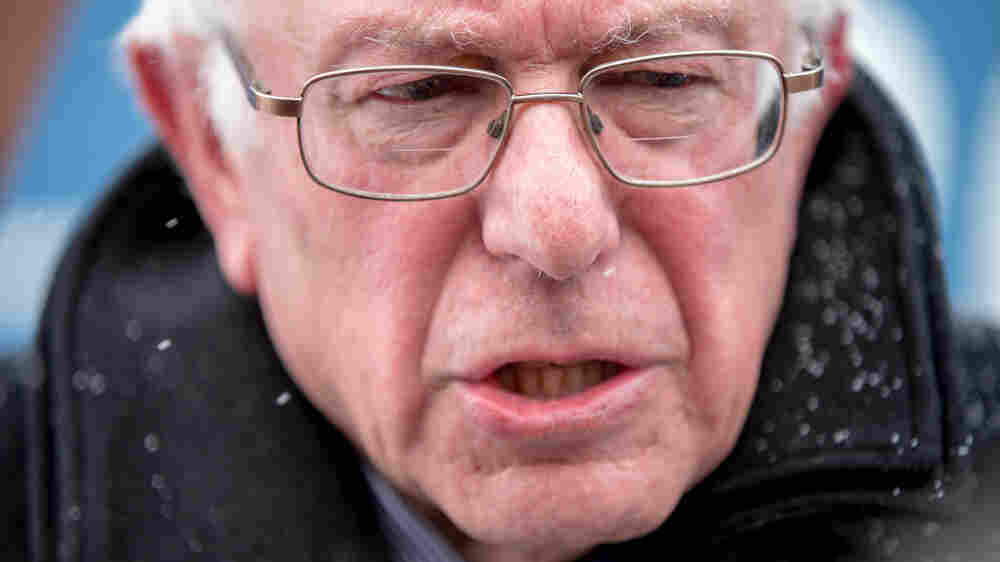 Bernie Sanders' New, More Aggressive Campaign Game