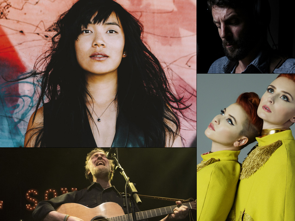 New Music From Ray LaMontagne, Lucius, A Bowie Cover From Glen Hansard, More