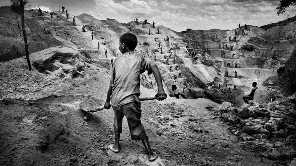 Today's Slaves Often Work For Enterprises That Destroy The Environment