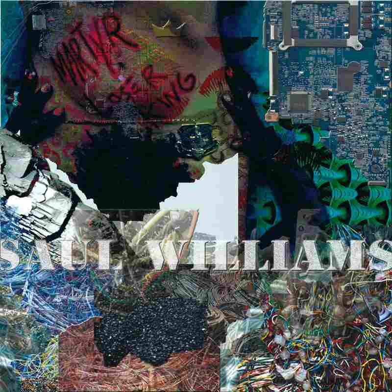 Review: Saul Williams, 'MartyrLoserKing'