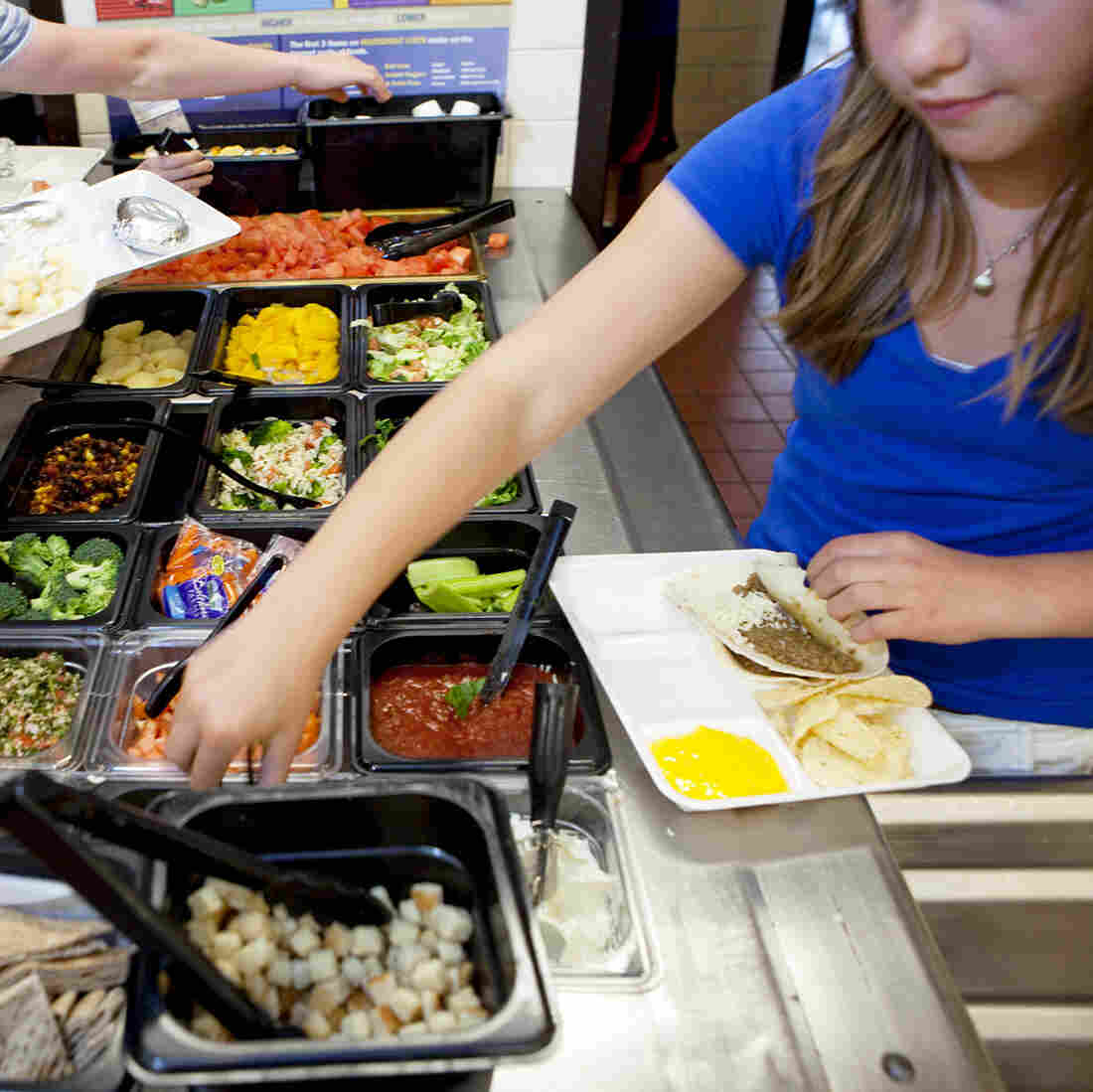 Food Fight Fizzles As Senate Nears Compromise On School Nutrition Rules