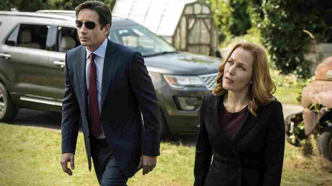 David Duchovny and Gillian Anderson reprise their roles of FBI agents Fox Mulder and Dana Scully in six new episodes of The X-Files.