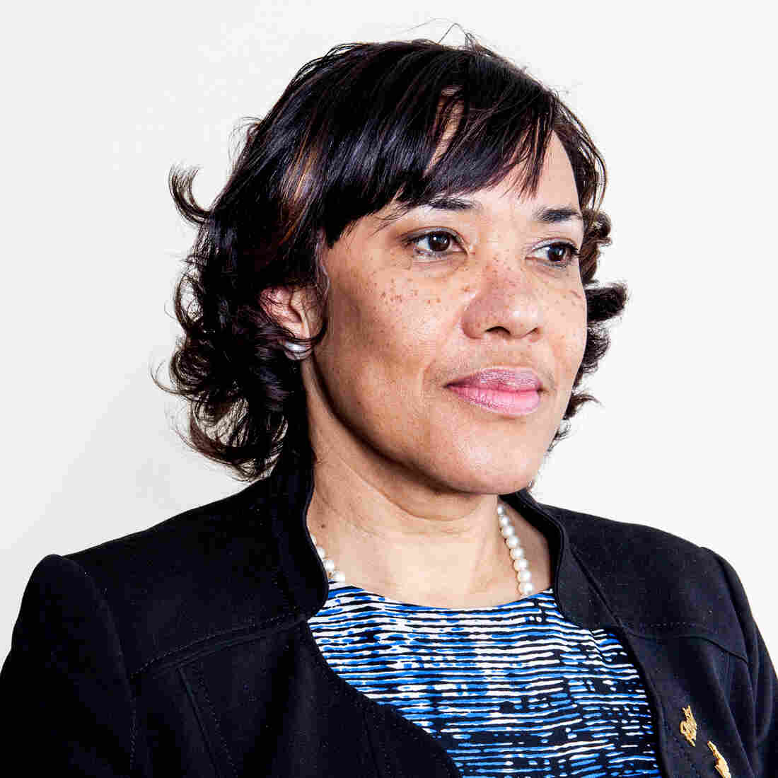 Karen Weaver was elected mayor of Flint, Mich., after promising to address the city's water-contamination issues.