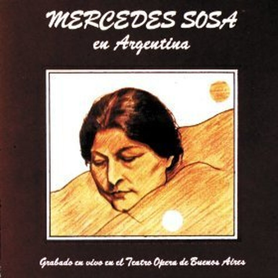 Mercedes Sosa, En Argentina