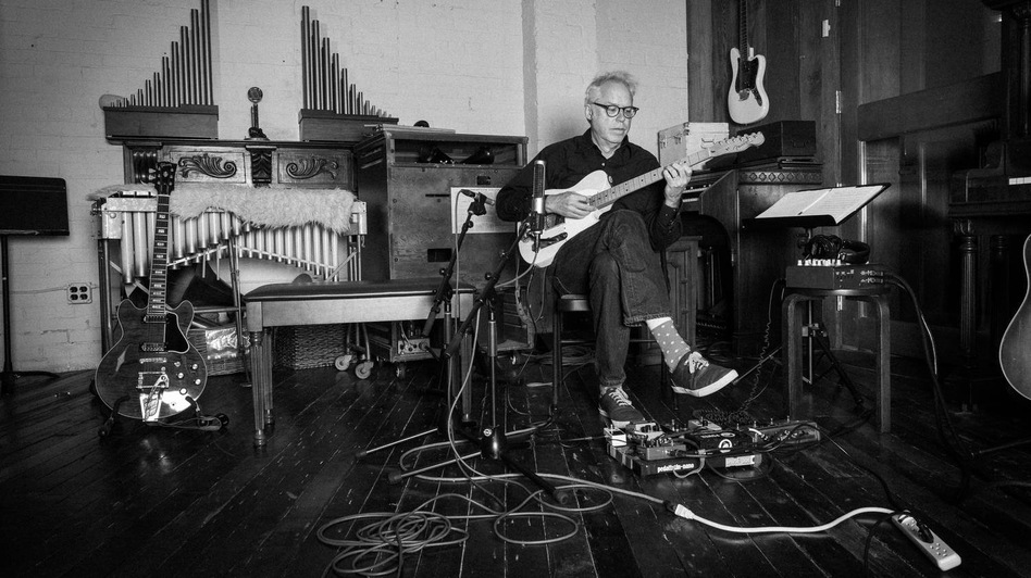 Bill Frisell's new album, When You Wish Upon a Star, comes out Jan. 29. (Courtesy of the artist)
