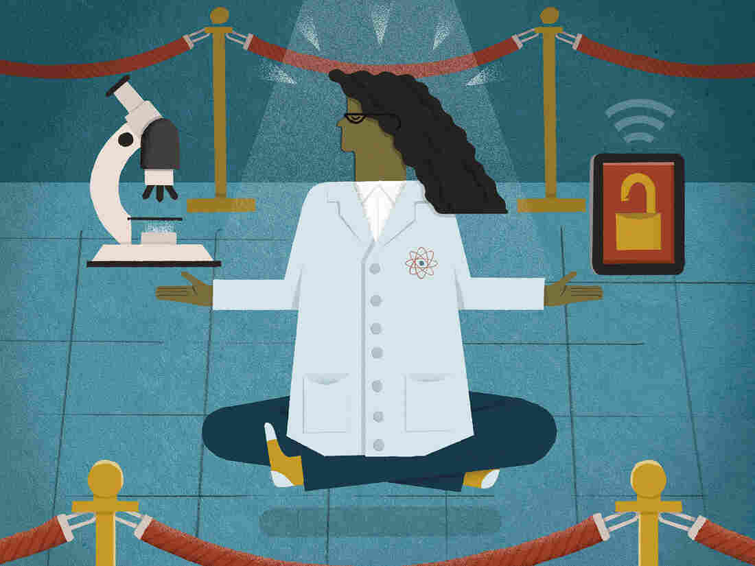 Journal editors want researchers to unlock the data vault.