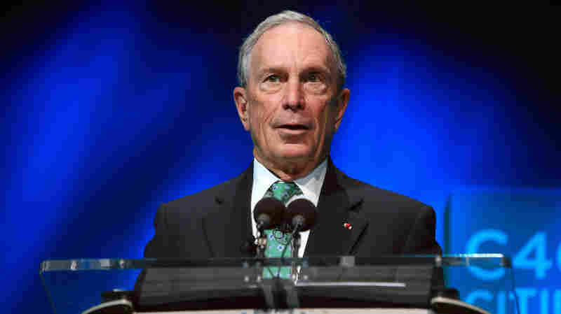 Billionaire Former N.Y. Mayor Bloomberg Eyeing Possible White House Bid
