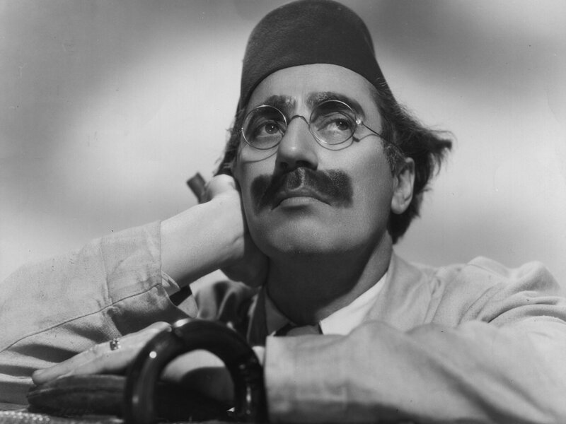 Groucho Marx Spared No One And His Biographer Isnt Pulling