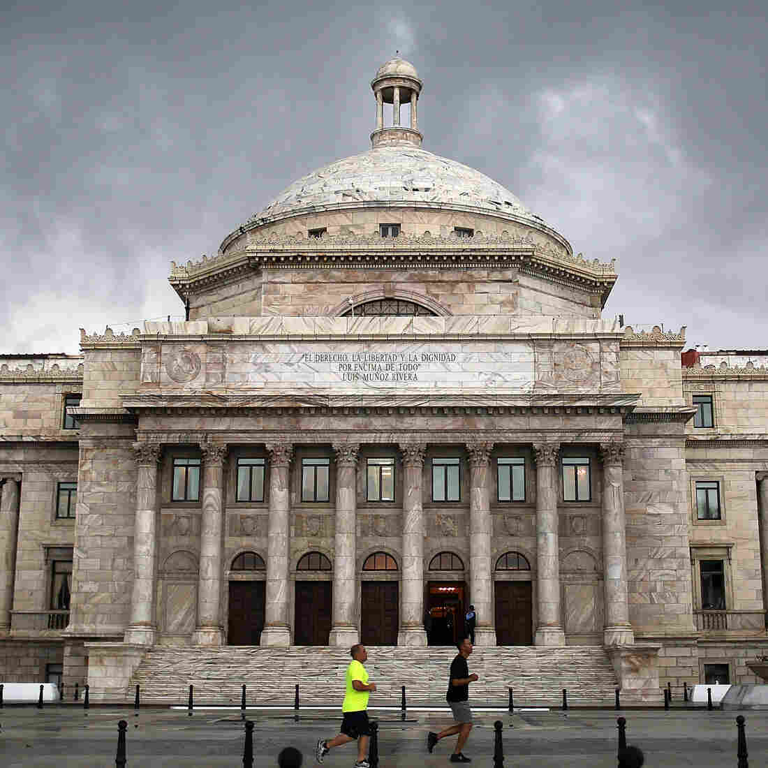 As Debt Talks Hit An Impasse, What's Next For Puerto Rico?